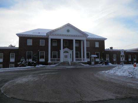Morris Hall
