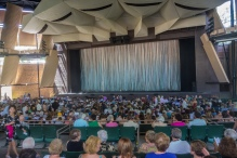 Trip to SPAC to see NYC Ballet