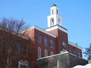 Yager Hall Hartwick College