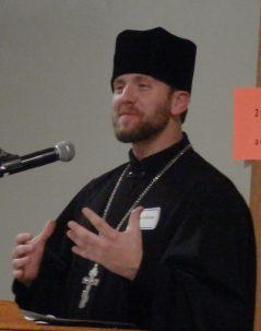 Rev. Fr. Vasil Dubee