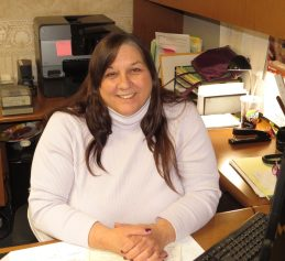 Teri Weigl - Office Manager